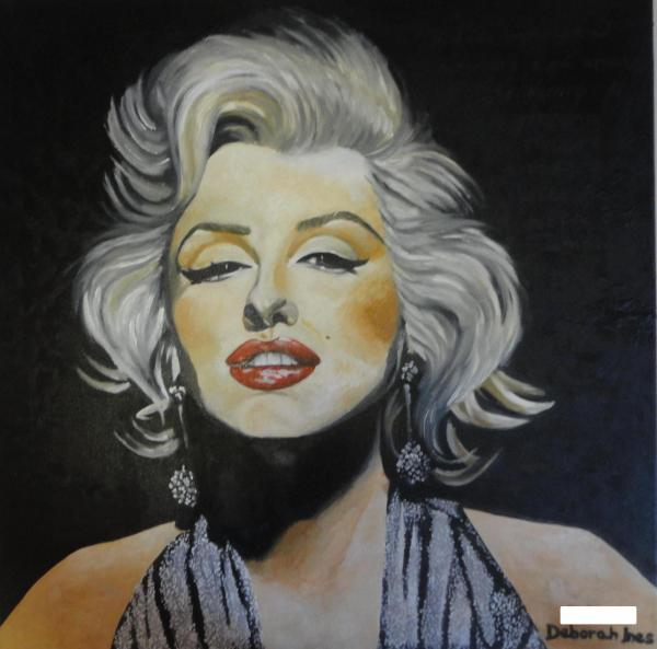 Marilyn Monroe par deborah1978